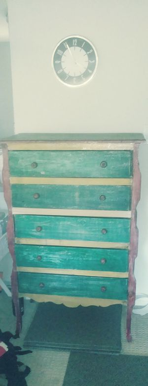Antique dresser for Sale in Foster City, CA