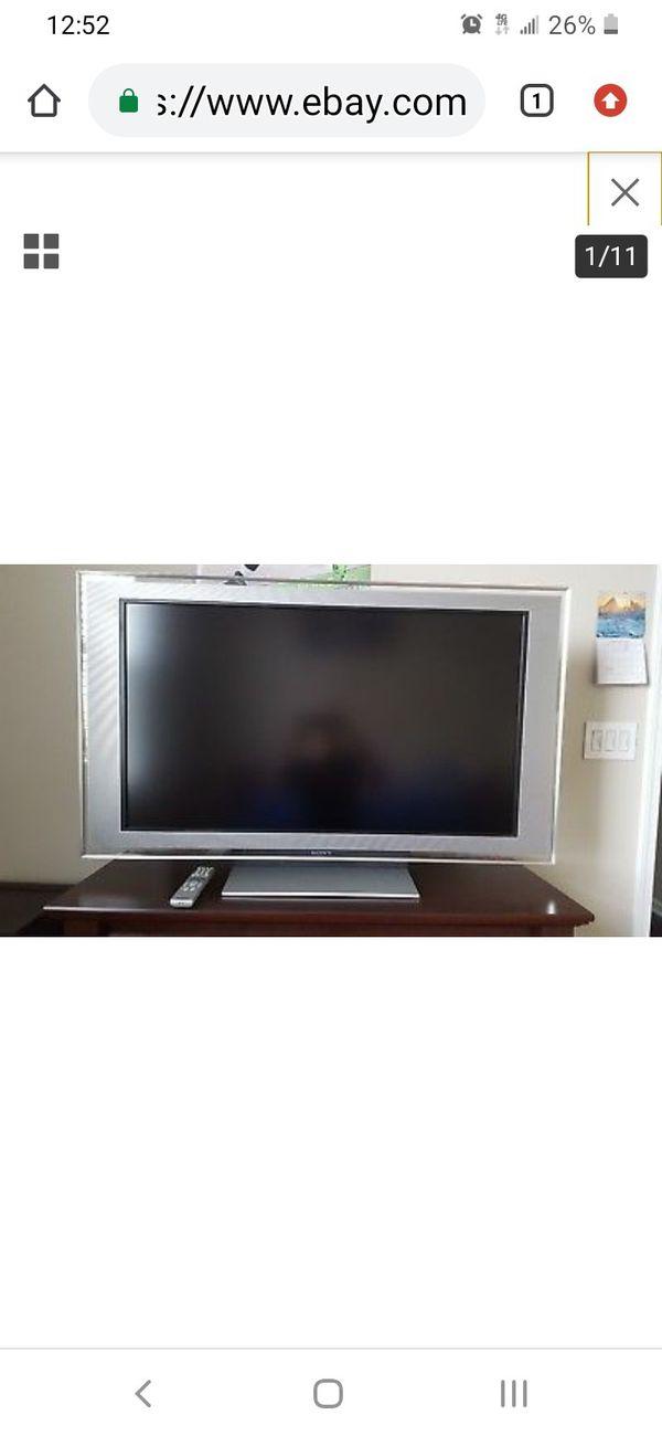 KDL-46XBR2 - Sony Bravia XBR-Series KDL-46XBR2 46-Inch 1080p LCD HDTV - 9096