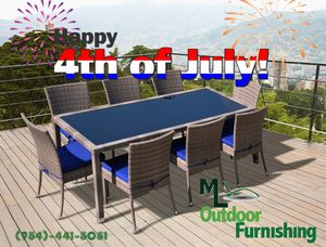 Patio Furniture dining table for Sale in Hialeah, FL