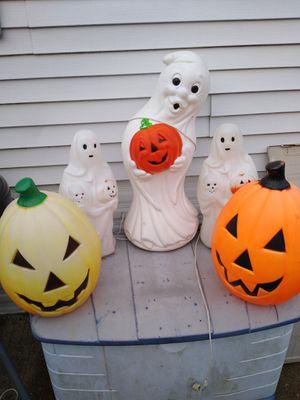 Halloween blow molds for Sale in Oak Lawn, IL