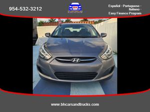 2015 Hyundai Accent for Sale in North Lauderdale, FL