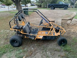 Go kart no trades no stupid offers please for Sale in Fontana, CA