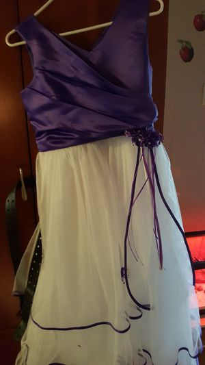Flower girl dress size 16 for Sale in Columbus, OH
