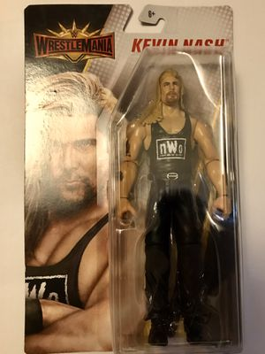 Wwe Kevin Nash action figure for Sale in Gahanna, OH