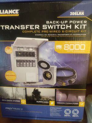 Emergency generator transfer switch for Sale in Delta, CO