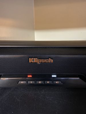 Klipsch surround sound bar for Sale in San Diego, CA