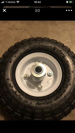 Pneumatic tire lube 10 for Sale in Arlington, TX