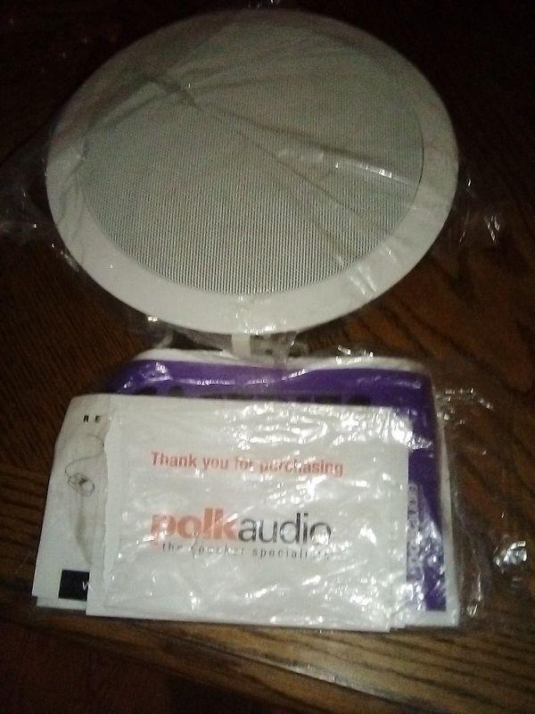 Polk audio home theater ceiling speaker
