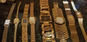 HUGE LOT OF LADIES VINTAGE WATCHES for Sale in Fairfax, VA