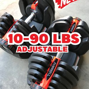 Adjustable Dumbbells for Sale in Rosemead, CA