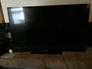 55inch Phillips 4K Smart tv for Sale in Sioux City, IA