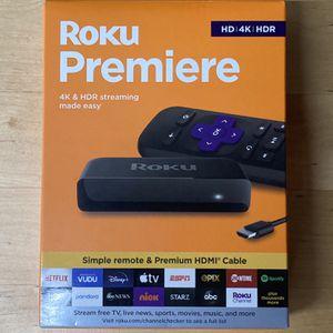 4K Roku Premiere (3920) for Sale in Scottsdale, AZ
