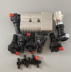 Forklift Battery Parts Flow-Rite Watering Systems. for Sale in San Marcos,  TX
