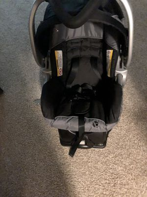Car seat with base and stroller for Sale in Lincolnia, VA
