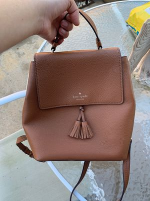 Brown Kate Spade Backpack for Sale in Chino Hills, CA