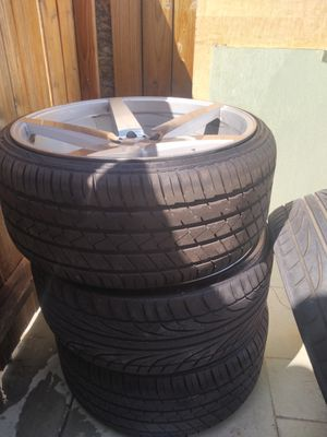 22 inch rims for Mercedes for Sale in Moreno Valley, CA