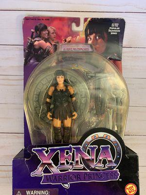 Vintage 1998 Xena Warrior Princess Action figure for Sale in Phoenix, AZ