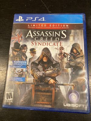 Assassin's Creed Syndicate for Sale in Wichita, KS