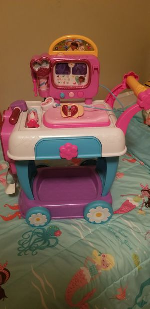 Doc mcstuffins hospital toy for Sale in Salisbury, MD
