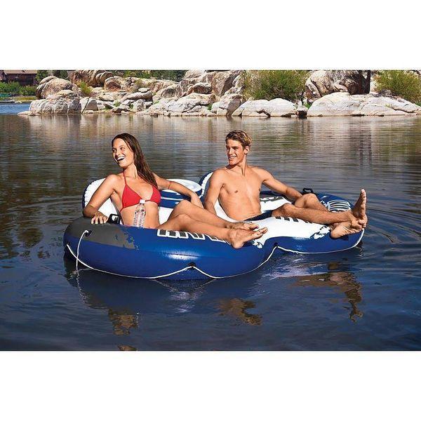 NEW Intex River Run 2 Person Float