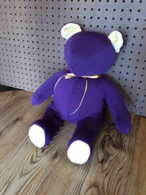 Purple Plush Teddy Bear - New for Sale in Saint Paul, MN