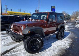 2007 JEEP WRANGLER X for Sale in Denver, CO