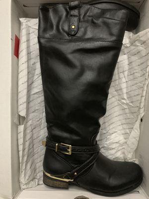 Black Aldo knee high boots • size 6 for Sale in Orlando, FL