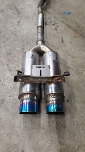 Stainless exhaust with hanger for Sale in Millersville, MD