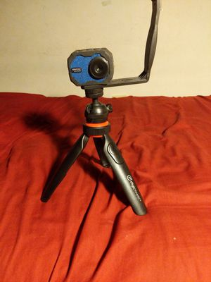 Camera and tripod for Sale in Cockeysville, MD