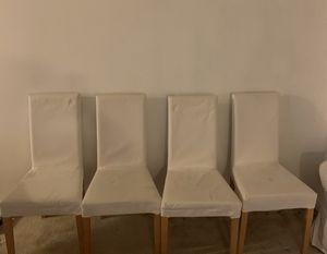 4 Ikea chairs for Sale in Alexandria, VA