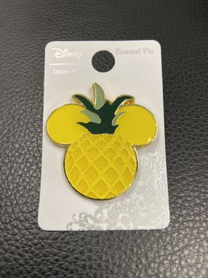Mickey Mouse Disney Pin - Disney Pin - Pineapple Mickey Head - Loungefly for Sale in Las Vegas, NV