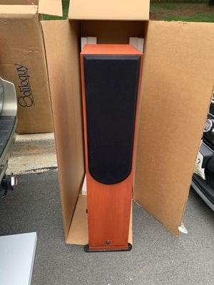 """Soliloquy Loudspeakers"" model# 6.3 serial #3958 made in USA for Sale in Gaithersburg, MD"