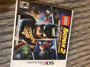 LEGO Batman 2 DC Super Heroes ( Nintendo 3DS , 2012) for Sale in Davis, CA