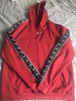 Mens Red Nike Original Hoodie for Sale in San Diego, CA