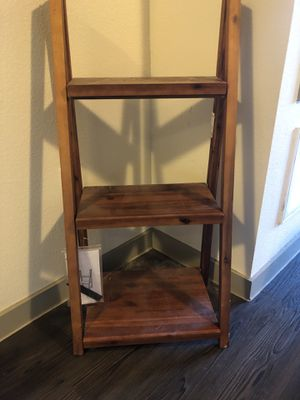Fold down 3 tier shelving for Sale in Austin, TX