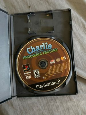 PS2- Charlie and the Chocolate Factory for Sale in Los Angeles, CA