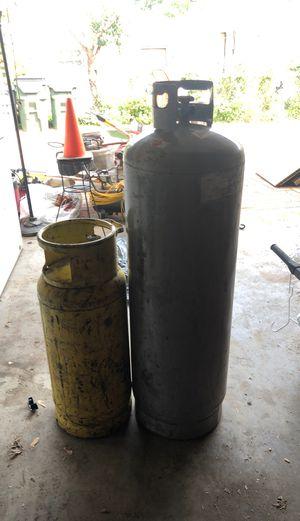 Propane tanks for restaurant grill! for Sale in Morton Grove, IL