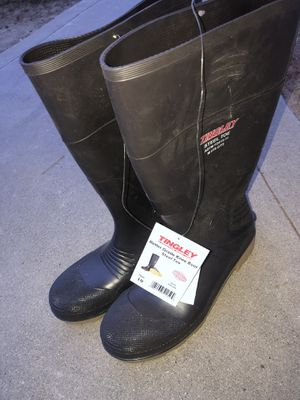 Rain boots - for Sale in Parlier, CA