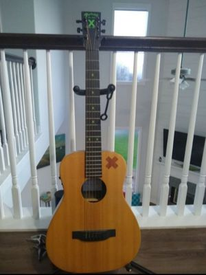 Martin Ed Sheeran X Signature Edition Acoustic Electric Guitar for Sale in Taylor Lake Village, TX