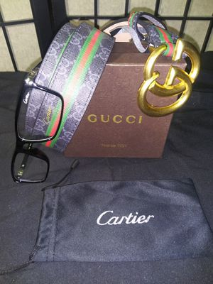 DESIGNER GUCCI BELT $140.00 for Sale in Washington, DC