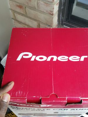 4 brand new Pioneer speakers for Sale in Silver Spring, MD