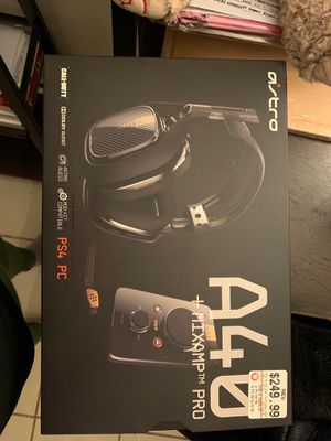 Astro Gaming headphones for Sale in Everett, MA