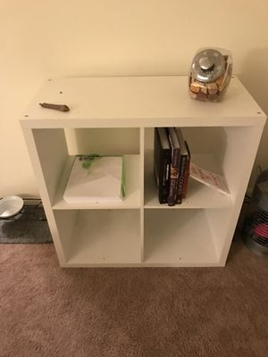 Small cube shelf for Sale in Brentwood, TN
