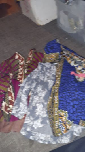 African clothes for Sale in Denver, CO