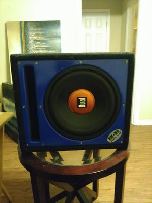 Dual Sub for Sale in Austin, TX