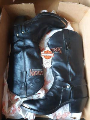 Harley Davidson Women's boots 7 1/2 M for Sale in Philadelphia, PA