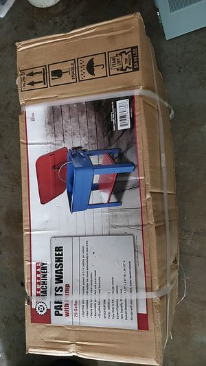 Harbor freight 20Gallon Parts Washer for Sale in Annandale, VA