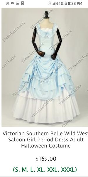 Victorian dress for Sale in Lakewood, CA