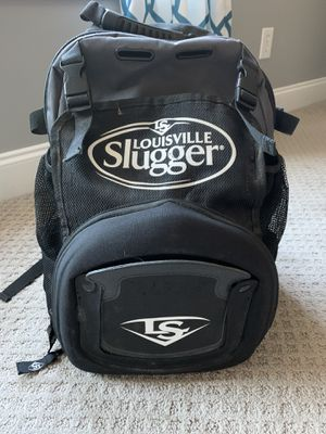 Louisville Slugger Baseball Backpack for Sale in Conyers, GA
