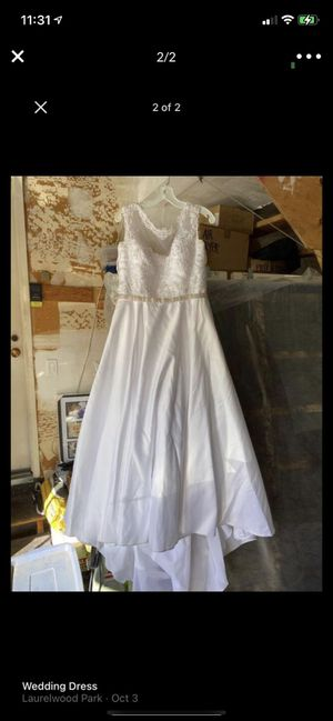 WEDDING DRESS for Sale in San Mateo, CA